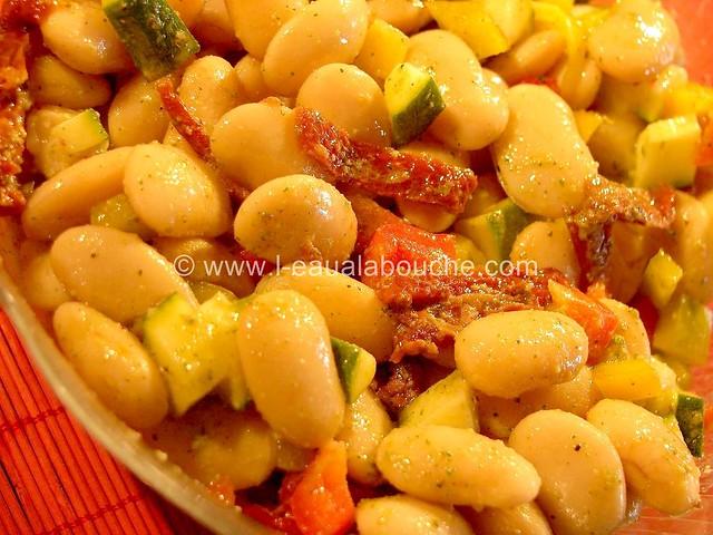 Salade de Haricots de Soissons © Ana Luthi  002