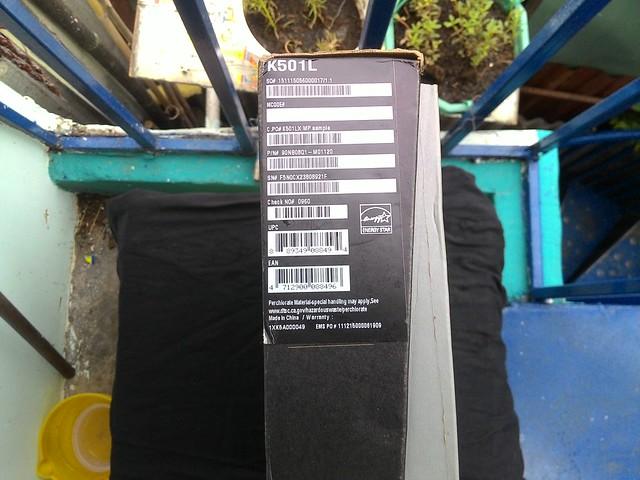 [Khui hộp] Asus K501L - Laptop tầm trung thiết kế đẹp cấu hình cao - 77130