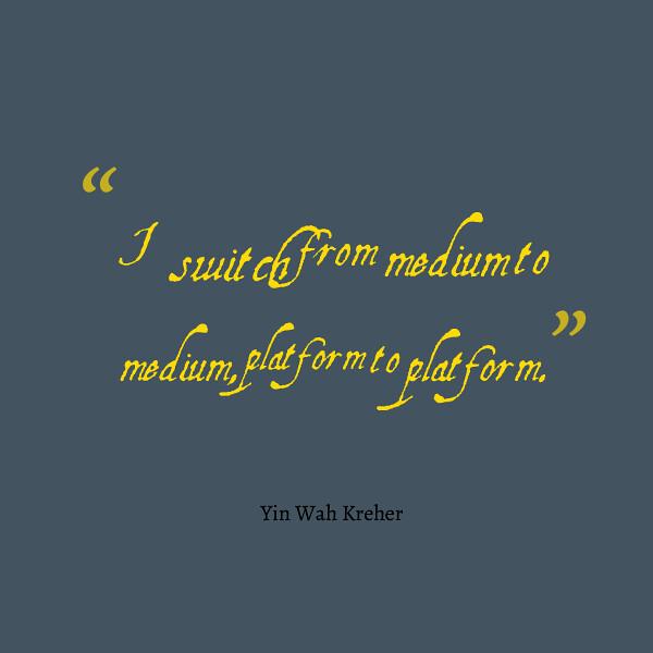 YinWah Quote