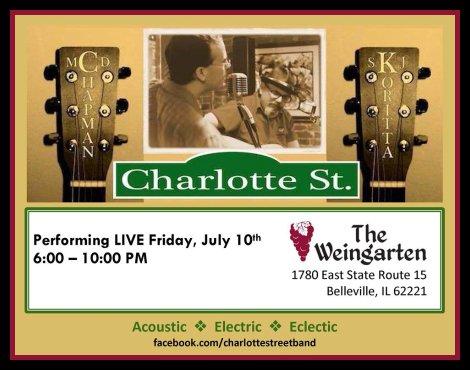 Charlotte Street 7-10-15