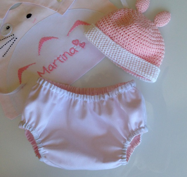 newborn pink totoro