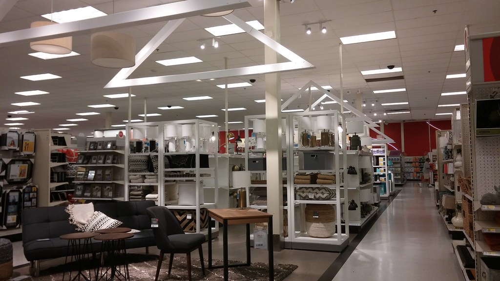 Target White Marsh- Furniture/Home Goods Section