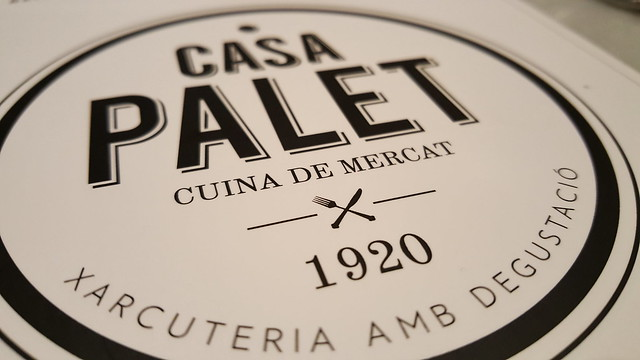 Casa Palet Barcelona