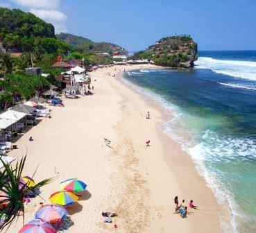 Rute Jalan Menuju Pantai Indrayanti Wisata Pantai Terindah Di Jogja