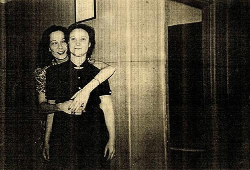 Toni Jo Henry Photograph Of Condemned Killer Toni Jo