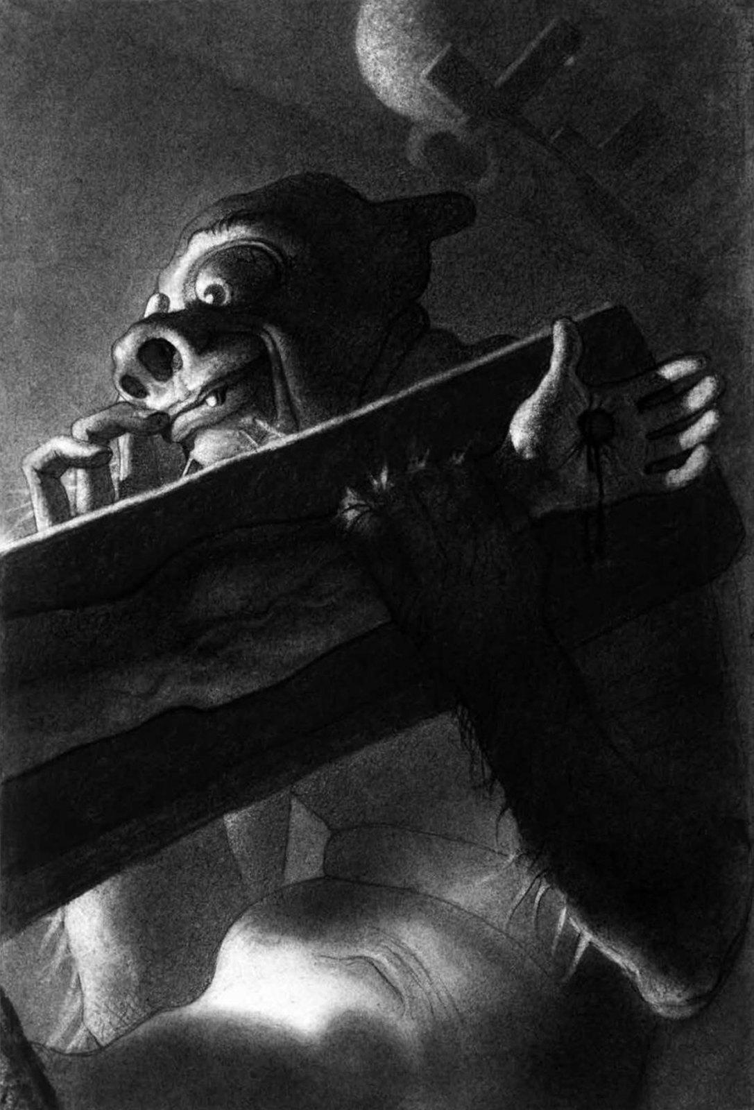 Stefan Zechowski - Rama Cross, 1943