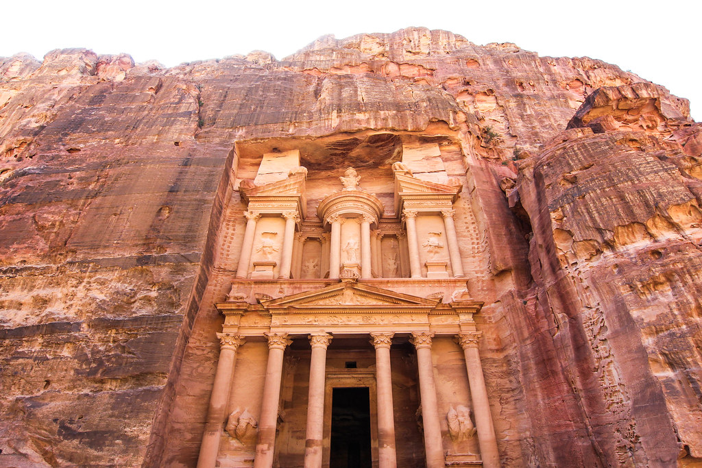 Petra, Jordan | 16 Favorite Travel Memories of 2016