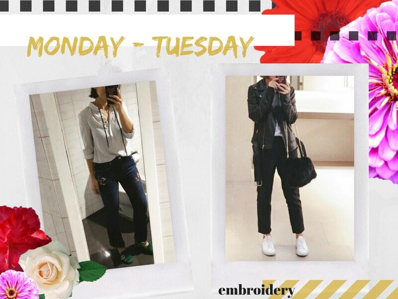 Monday - Tuesday