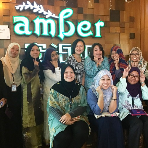 Farewell Lunch @ Amber, Bangsar South
