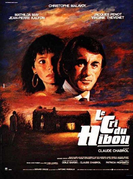 Le Cri du Hibou - Poster 1