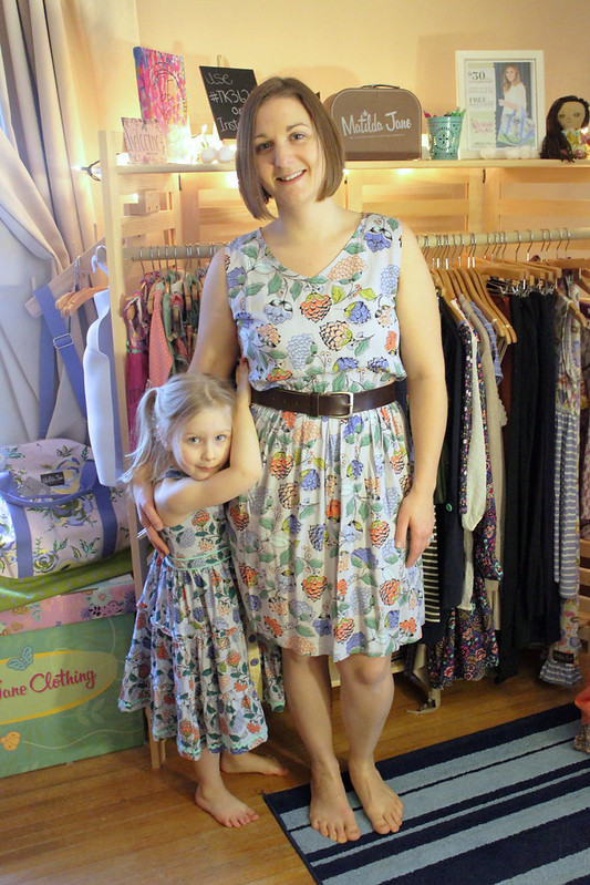 Matilda Jane Mother Daughter Matching Set Spring 2017