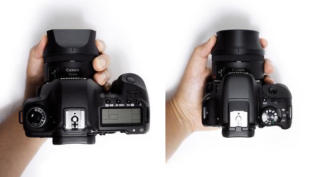 20150611_01_CANON EF50mm F1.8 STM + DIY Hood