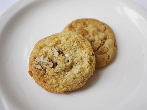 06-02 coconut pecan & pb cookies