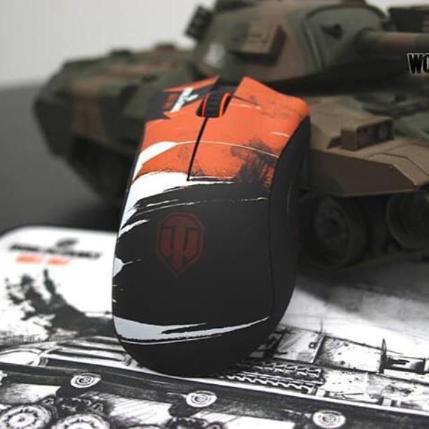 Ready Stock Rare Item! Razer Deathadder World of Tanks Edi…   Flickr