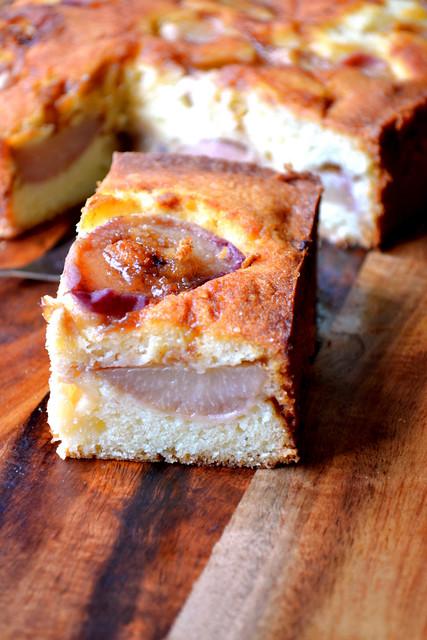Recipe for Peach Cake