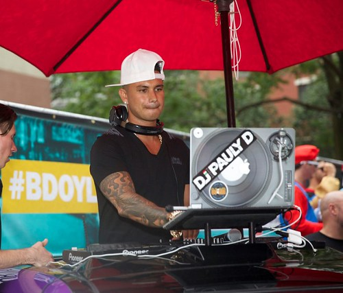 Pauly D playing hits_Photo Credit Thrillist
