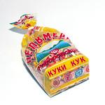 конфеты в упаковке с клипсой