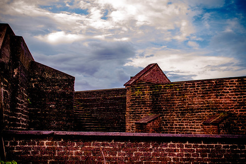 St. Angelo Fort Kannur | by Paul Varuni