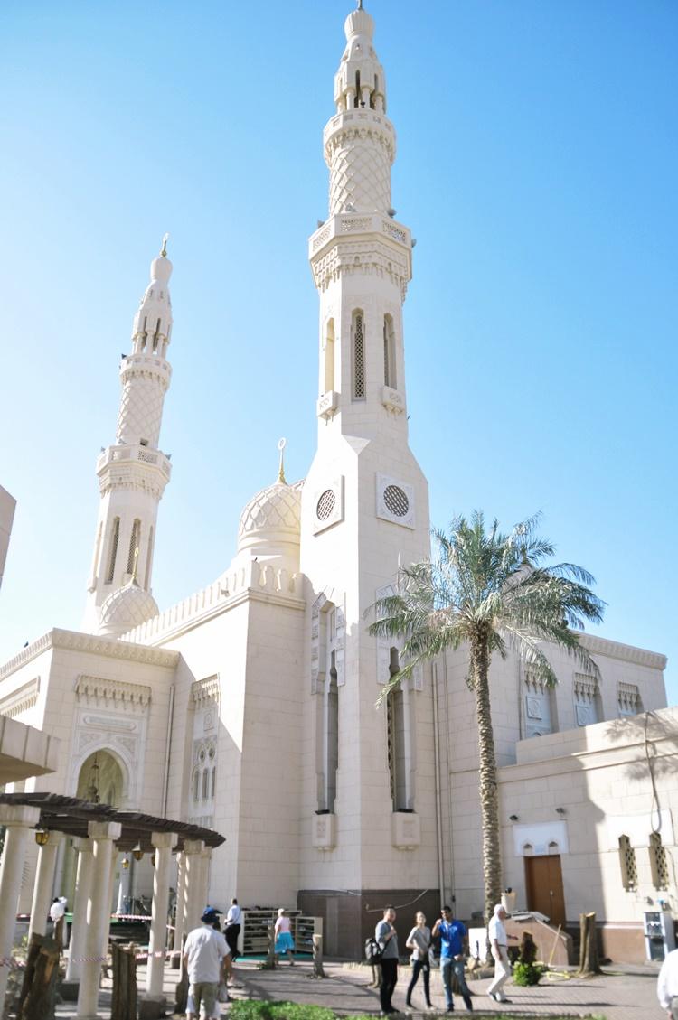 Dubai_Jumeriah Moschee