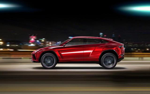 Lamborghini Urus Concept 2012 2