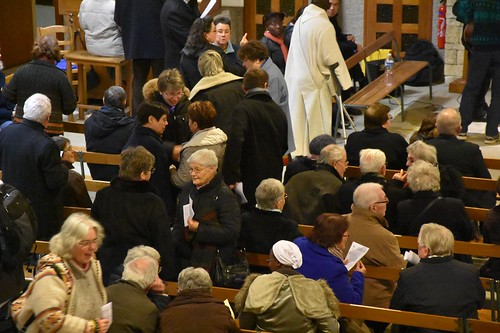 Ouverture Synode paroisse Ste Agnes
