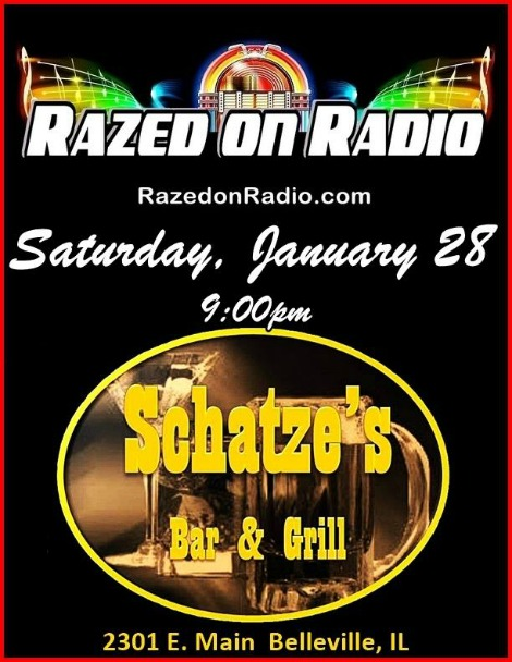 Razed On Radio 1-28-17