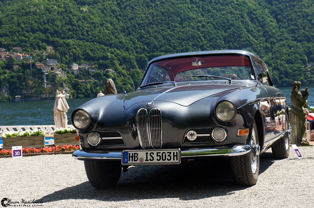 bmw 503 weekend classic following the second world war. Black Bedroom Furniture Sets. Home Design Ideas