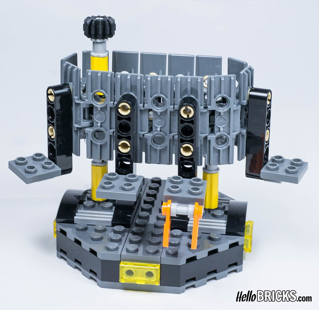 Lego 70909 - The Lego Batman Movie - Batcave Break-in