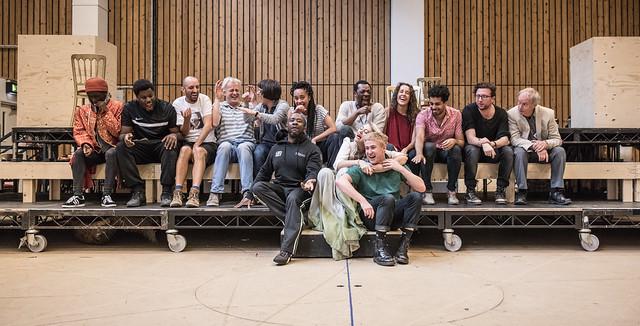 NT Live: Amadeus Production Photos