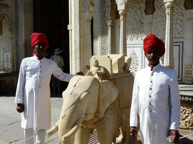 Palacio del Maharajá de Jaipur (India)