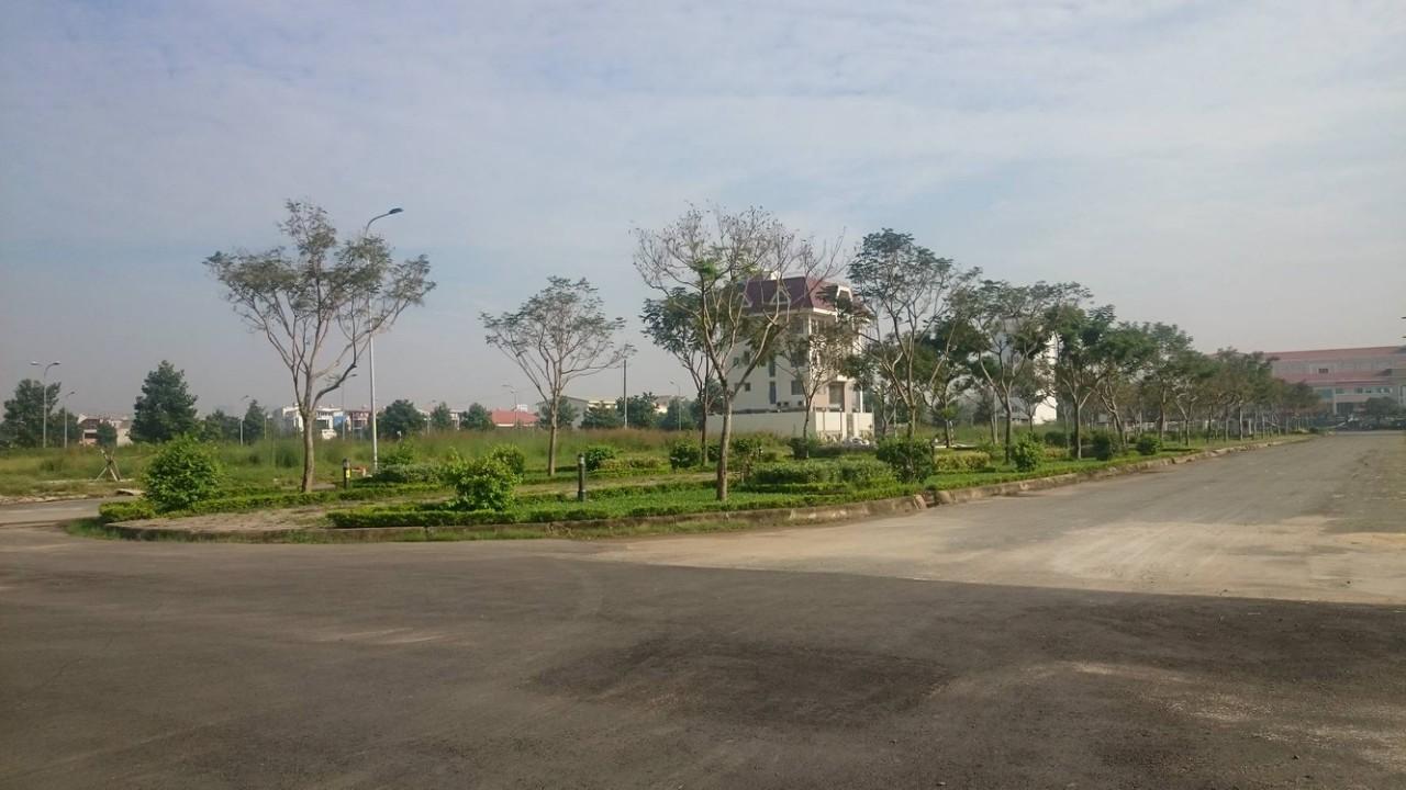 Cơ sở hạ tầng tại dự án Huy Hoàng, Quận 2