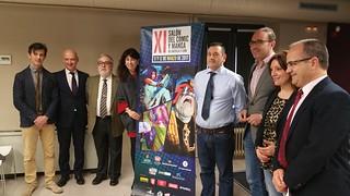 XI Salón del Cómic y Manga de Castilla y León. Rueda de Prensa