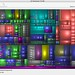 My Harddisk as a Squarified Treemap
