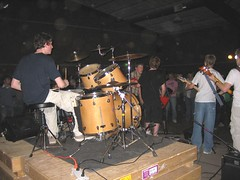 Secluded Corner - Battle of the Bands