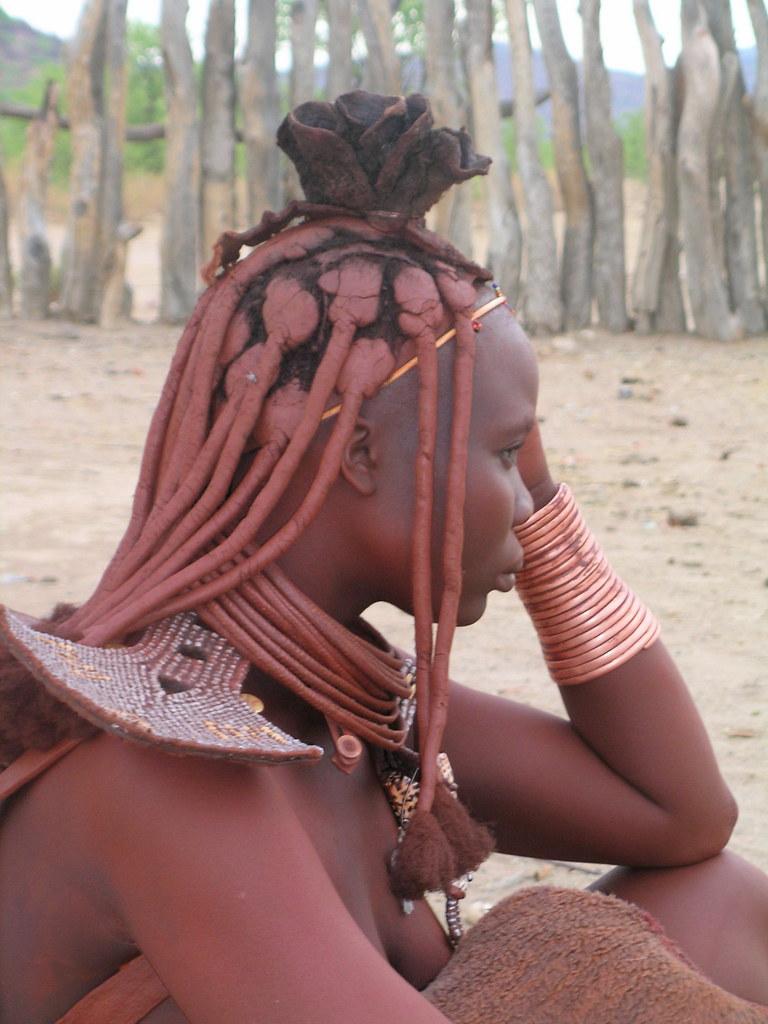 himba village   namibia rita willaert flickr