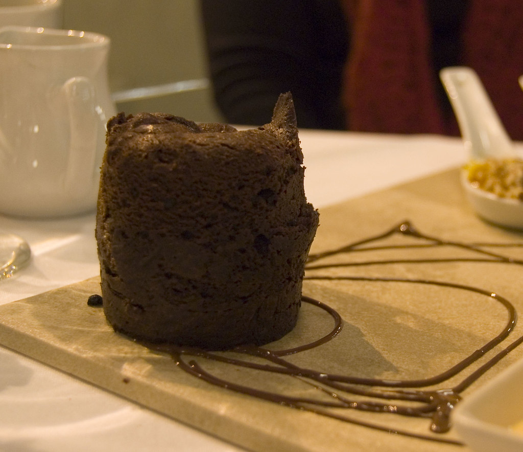 Chocolate Molten Cake Omaha Steaks Review