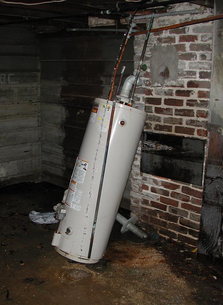 Leak I Heard Running Water In A Neighboring House I