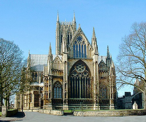Lincoln Cathedral Lincoln Cathedral Viewed From