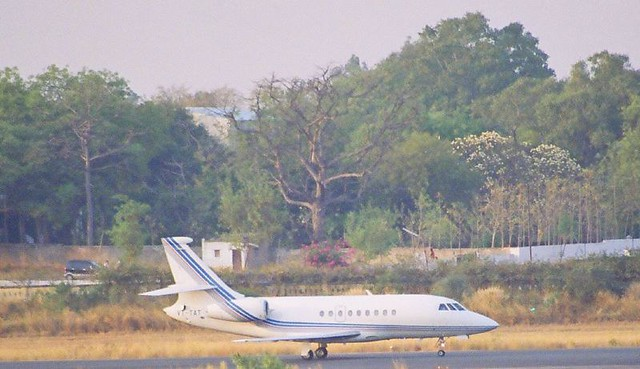 Private Aircraft VTTAT  Hyderabad Airport HYDVOHY Fe  Flickr