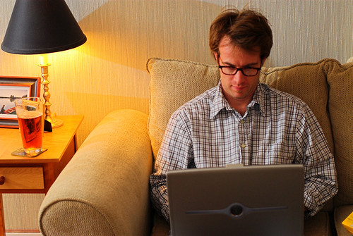 the joys of working from home | by Ben McLeod