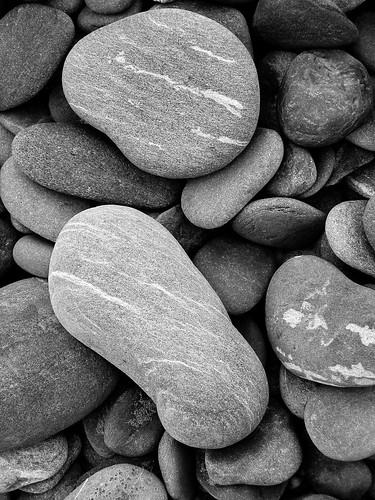 Pebbles on the beach | by Carmelo Aquilina