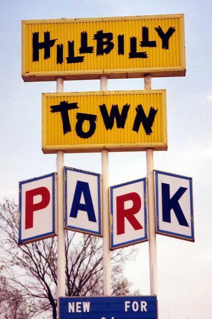 hillbilly town