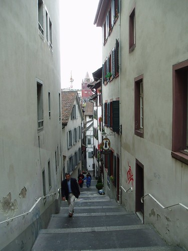 The sidestreets in Basel | by Jonathan Epp