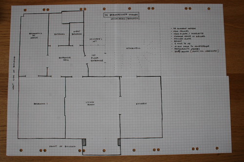 Interactive Floor Plan Interaktiver Bauplan
