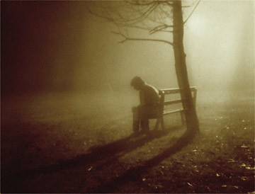 Loneliness - Julian Hopkins | by chrisfawkes.com