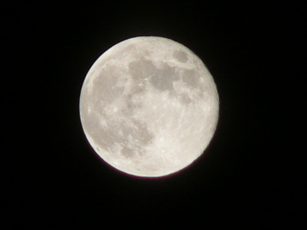 Full November Moon | Tonight's full moon | John Morris ...