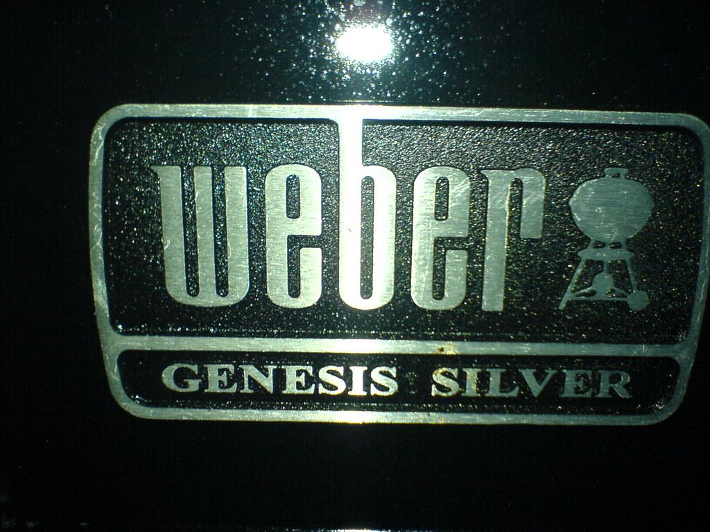 Weber Genesis Silver Soo Good Cal Henderson Flickr