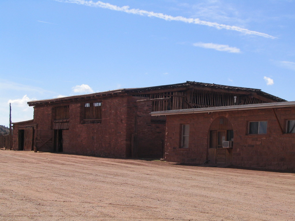 Hubbell Trading Post National Historic Site Ganado Arizo Flickr