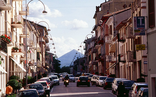 Castelraimondo Italy  City new picture : ... Castelraimondo, the small town I stayed in during my summer in Italy