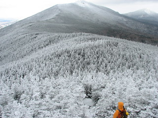 Franconia Ridge Towards Mt Lincoln | by Winged Foot